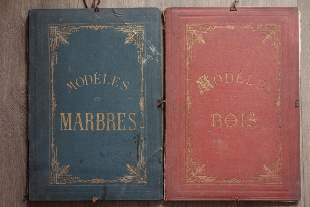 Journal manuel de peintures bois et marbres