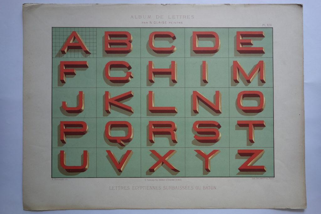 Modèles de lettres N.Glaise