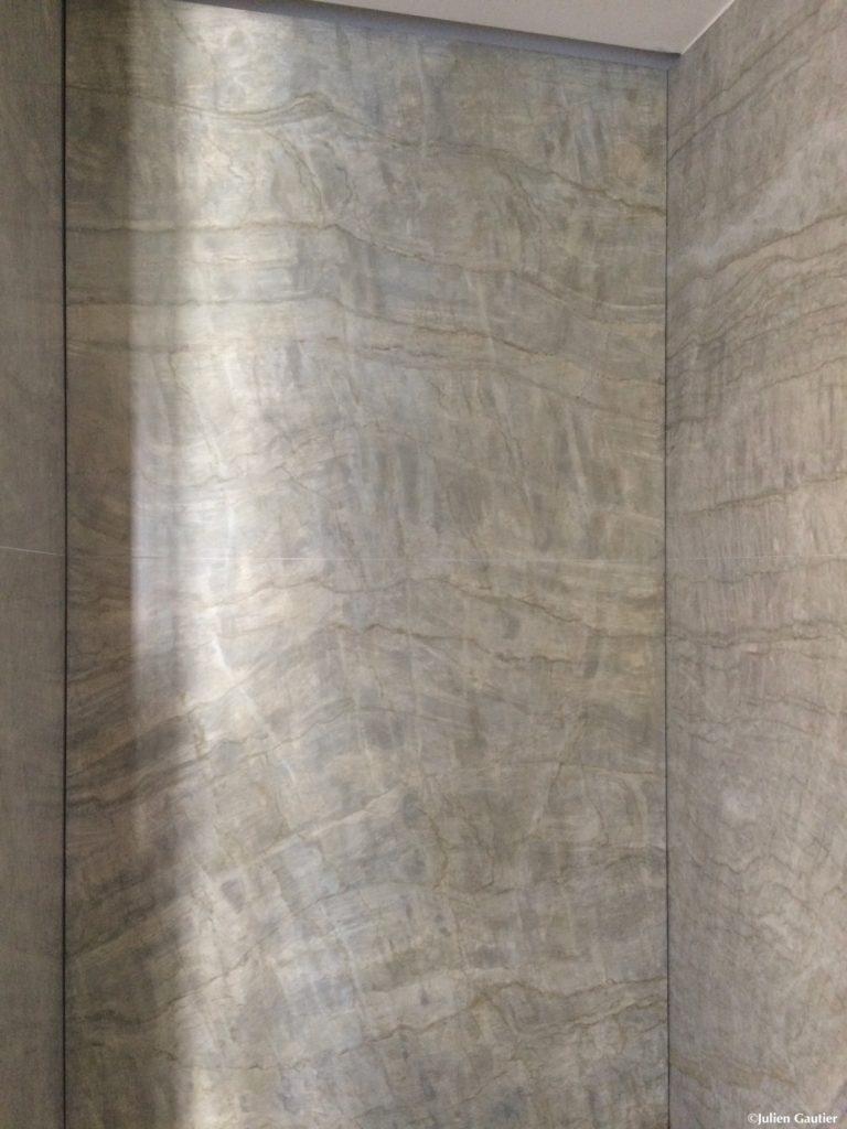 Porte faux marbre peint, Paris