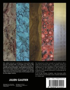 Dos de couverture L'Art de la Peinture Décorative Julien Gautier